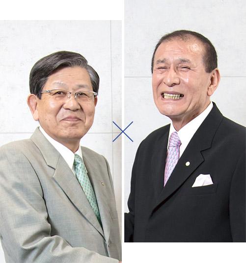 近藤会長 × 皆木英也氏
